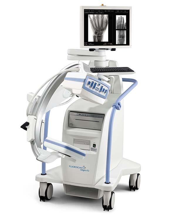 On-site X-ray pediatric orthopedist